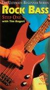 Rock Bass: Step One with Tim Bogert [VHS]