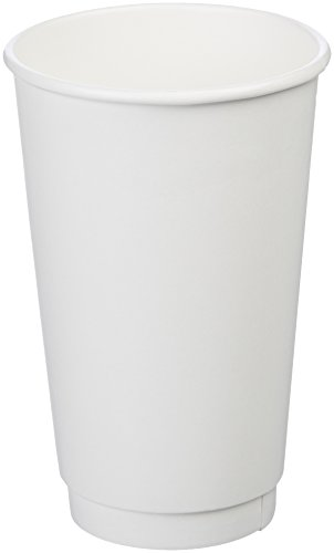 AmazonBasics 16 oz. Insulated Paper Cup, 500-Count