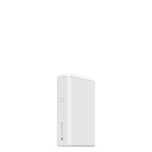 mophie Power Boost Universal External Battery - 2 Charges (5,200mAh) - White