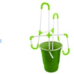 Lime Green Strawz Connectable Build Your Own Straws Construction Kit - Fun Modular Interlocking Educational Toys