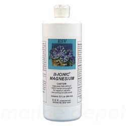 ESV Aquatics B-Ionic Magnesium Liquid Supplement for Coral Reef Salt Water Aquariums, 32 Ounce