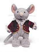Alfred Music for Little Mozarts Plush Toy -- Mozart Mouse (Level (Little Bear Plush)