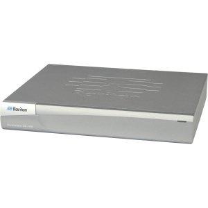 Raritan Dominion DLX-108 Digital KVM Switch - 8 Computer(s) - 1 Local User(s) - 1 Remote User(s) - 1920 x 1080 - 9 x Network (RJ-45) - 3 x USB1 x VGA - Rack-mountable - 1U - DLX-108
