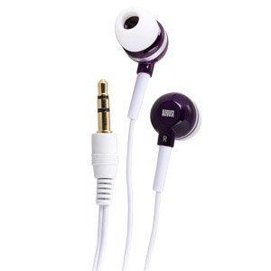 August EP510 - Auriculares Universales In-Ear Estéreo - Sistema de cancelación de ruido -