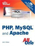 PHP, MySQL and Apache All in One, Julie Meloni, 0672328739