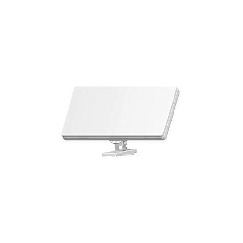 86 opinioni per Selfsat H30 D2 Antenna piatta con 2 uscite, colore: bianco