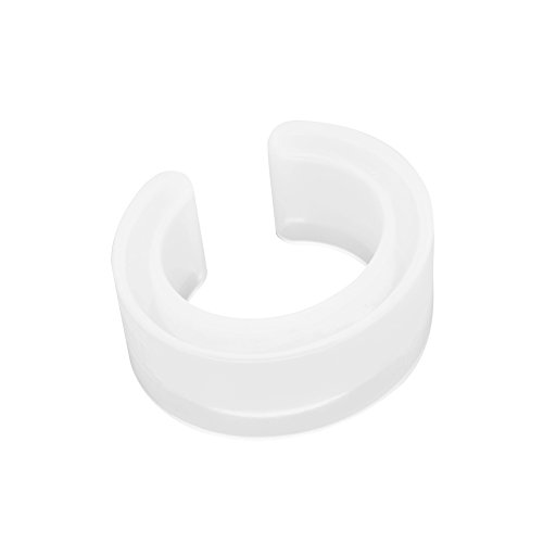 Silicone Casting Mould Resin Bangle Bracelet Jewelry Mold for DIY Resin Epoxy Craft Making Molds ()