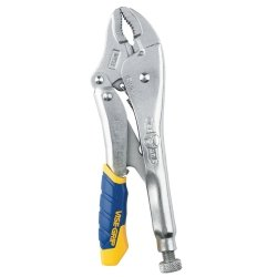 rved Jaw Locking Pliers with Wire Cutter Tools Equipment Hand Tools (10wr Fast Release Curved Jaw)