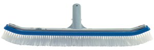 NEW 110010B Deluxe Curved Aluminum Wall Cleaning Brush 18