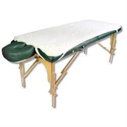 NRG® Massage Fleece Table Pad - Color Natural Anatomy Supply Partners