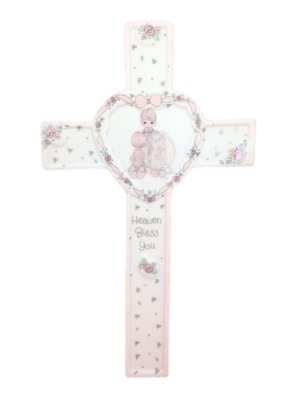 Precious Moments ..... Heaven Bless You .... Hanging Cross ..... 235563