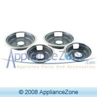 814116 Whirlpool DRIP PAN & RING KIT