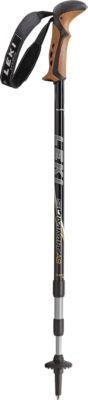 Leki Summit Antishock Trekking Pole (Black), Outdoor Stuffs