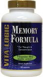 Memory Formula by VitaLogic 60 Capsules