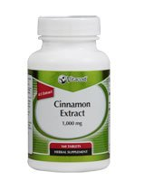 Vitacost Cinnamon Extract — 1000 mg – 160 Tablets Review