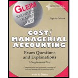 Cost/ Managerial Accounting