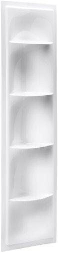 KOHLER K-1842-0 Echelon Shower Locker, White Echelon Echelon Shower Locker