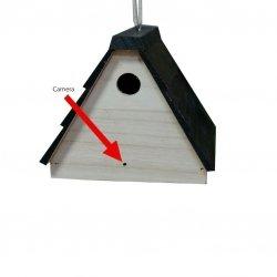 (Mini Gadgets Outdoor Motion Detection Birdhouse Property)