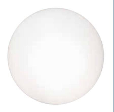 Shining Leuchtkugel, sonnen-und regenbeständig für Innen und Außen, Ø 30cm