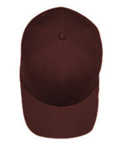 Flexfit 6-Panel Structured Mid-Profile Cap-S/M ()