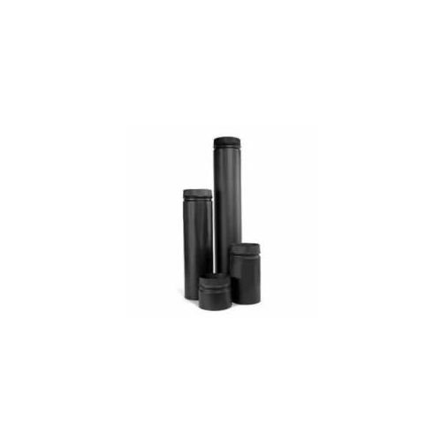 7 inch black stove pipe elbow - 5