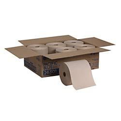 Techno Brown Light - Georgia-Pacific 26301 Envision Towel Roll Paper, Hi Capacity, 7.875