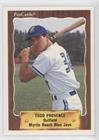 Todd Provence (Baseball Card) 1990 ProCards Minor League - [Base] #2790