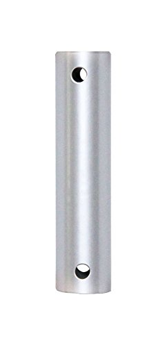 Fanimation (DR1SS-36SLW) 36-inch Stainless Steel Downrod, Silver Finish