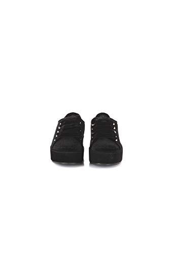 Pinko 2018 Donna Sneakers Autunno 37 Inverno 19 Nero Bobbio nB70nWP