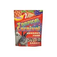 F.M. Brown's Tropical Carnival Rabbit Food, 5-Pound