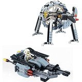 2016 Star Wars 7 The Force Awakens X Wing Fighter Minifigures Bricks SWAT Airship Building Blocks Toys Compatible Legoelied