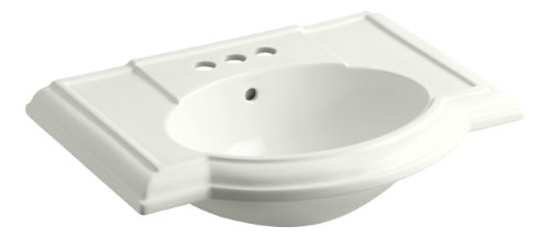 - KOHLER K-2295-4-NY Devonshire Bathroom Sink Basin with 4