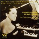 The Rosalyn Tureck Collection,Volume IV by Johann Sebastian Bach (1997-01-29)