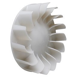 EXP694089 Dryer Blower Wheel ( Replaces WP694089 AP6010602 279500 279711 299678 338840 343939 343941 694089 695499 PS11743785 ) For Whirlpool, Admiral, Estate, Kenmore, KitchenAid, Roper, (Clothes Dryer Blower Wheel)