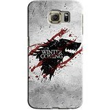 game of thrones winter is coming stark samsung galaxy s7 edge hard case cover cuh1219