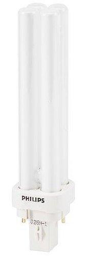 PHILIPS 383273 13 Watts Pin Base PL-C ALTO 13W/835 4P 1CT G24q-1 Case Of 10 Light Bulb