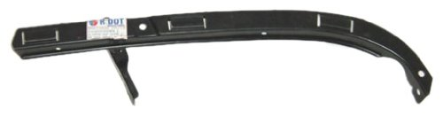 OE Replacement Honda Odyssey Front Passenger Side Bumper Cover Reinforcement (Partslink Number HO1027101)