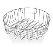 Kitchen Sink Drainer Basket Round