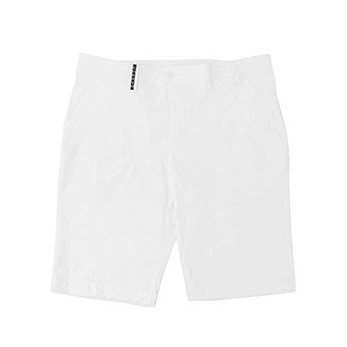 Chervo Men's Golf Golf Shorts Ostuni White 34 [並行輸入品]   B07QSHTC7S