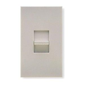lutron nf 10 277 wh 1 pole slide fluorescent dimmer switch. Black Bedroom Furniture Sets. Home Design Ideas