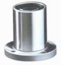 Round Flanged Linear Motion Bushing - 20mm Round Flanged Linear Motion Bushing