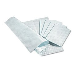 * Professional Tissue Towels, 3-Ply, White, 13 x 18, 500/Carton