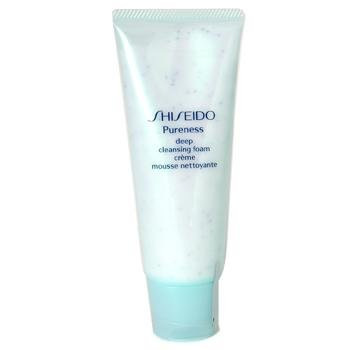 Shiseido Pureness Deep Cleansing Foam, 3.3 Ounce (3.3 Foam Ounce Cleansing)