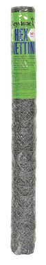 Garden Zone 182425 Galvanized Hex Netting, 24