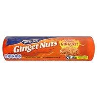 MCVITIE'S GINGER NUTS BISCUITS 8.8 OZ