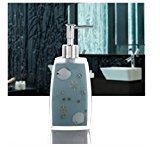 Best Delta Countertop Soap Dispensers - ETbotu Soap Lotion Pump Dispenser for Seashell Mediterranean Review