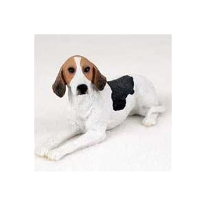 American Foxhound Dog Figurine 1