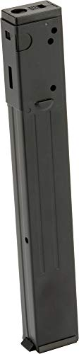 Evike 300 Round Metal High-Cap Magazine for AGM MP40, Sten MKII, and S&T Model 12 Airsoft AEGs