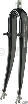 Ritchey Comp Cross Fork with Eyelets, Carbon, 1-1/8-Inch by Ritchey