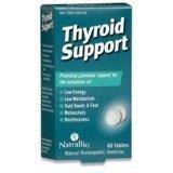 Thyroid Support Natra-Bio 60 Tabs (Natra Bio 60 Tabs)